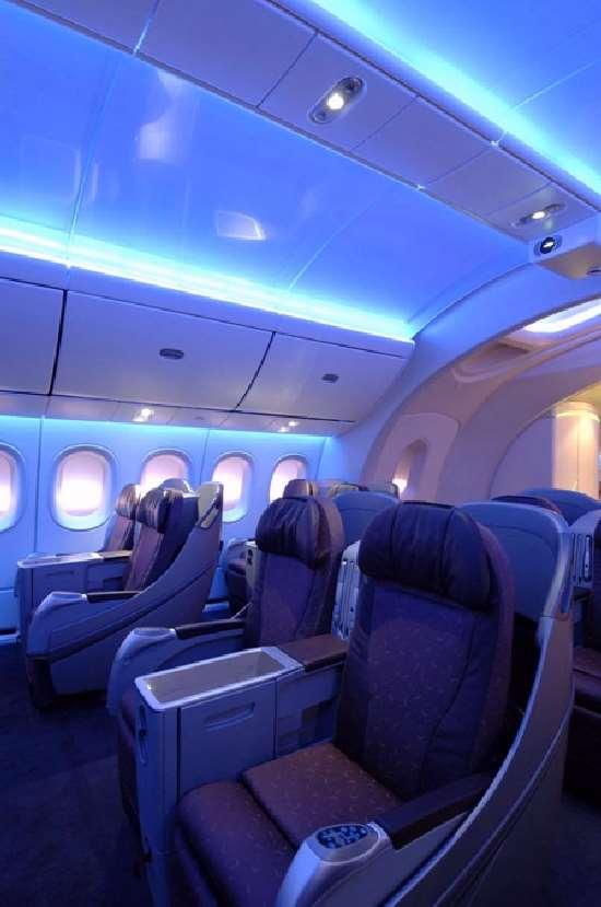 Shangrala's Boeing 787 Dreamliner