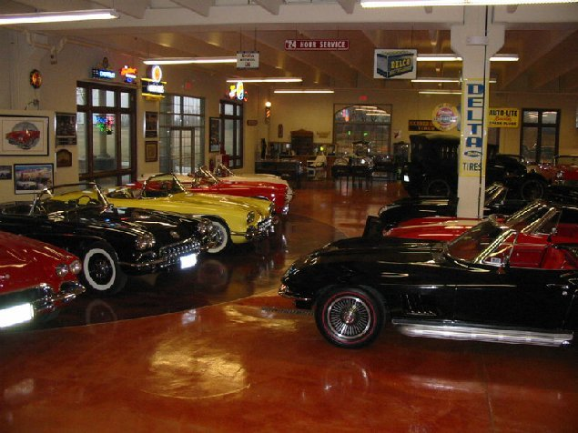 Shangrala's Classic Chevy Collection