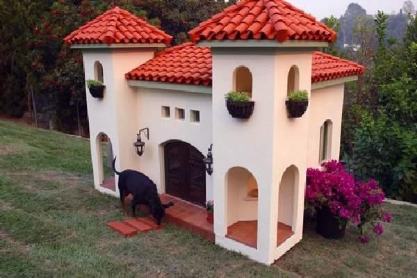 Shangrala's Amazing Dog Houses