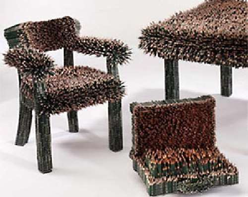 Shangrala's Pencil Furniture
