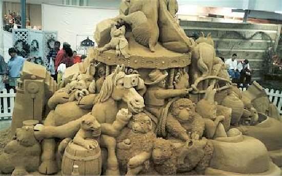 Shangrala's Sand Art