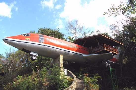 Shangrala's Boeing 727 Suite