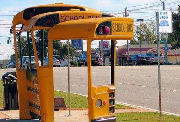 Amazing Bus Stops