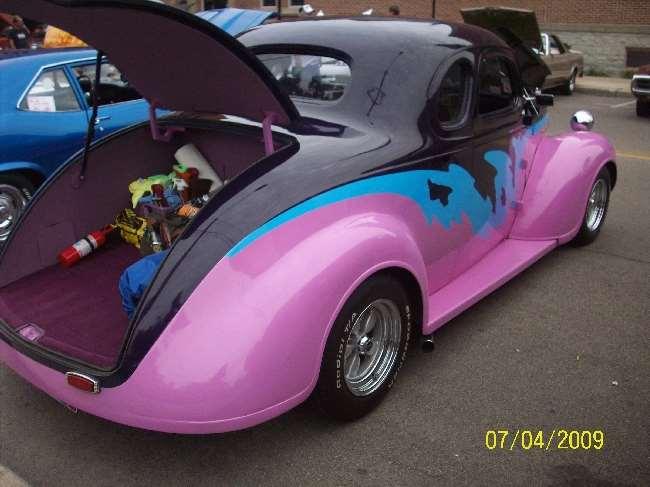 Shangrala's Car Show 2