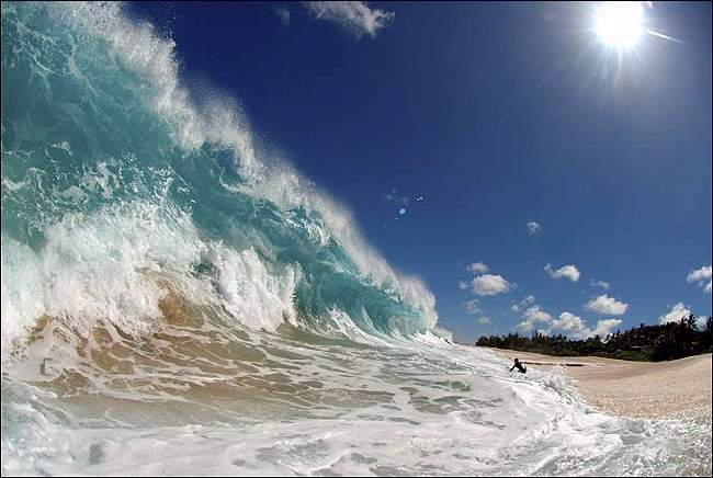 Shangrala's Wave Photography Art