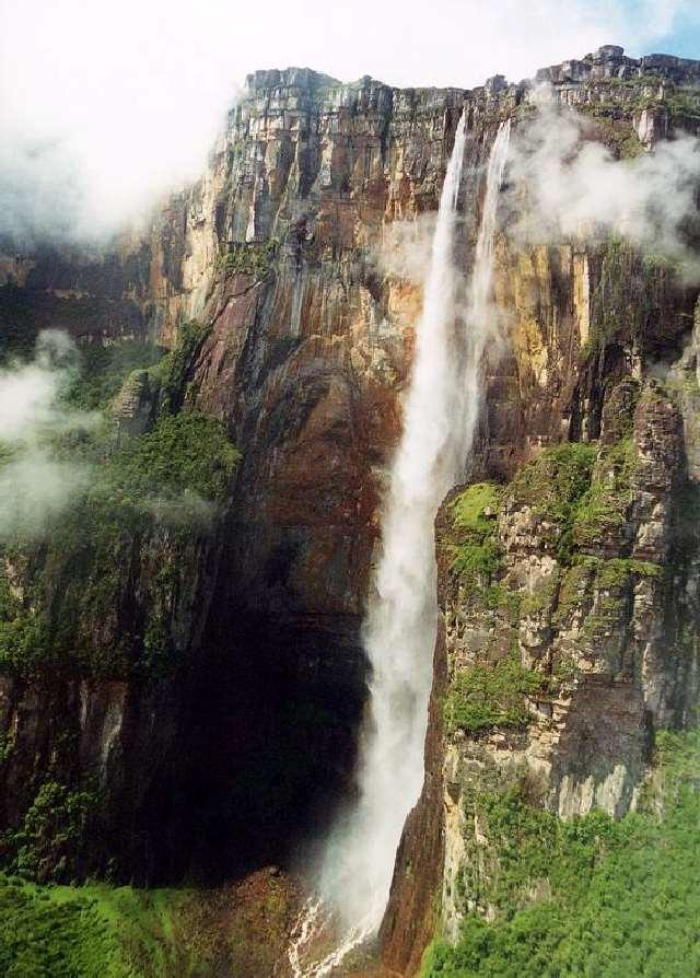 Shangrala's Angel Falls