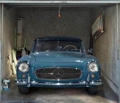 Shangrala's Garage Door Art!
