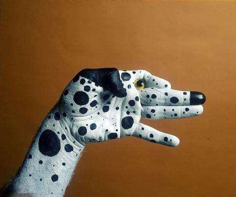 Shangrala's Hand Painting Art 2