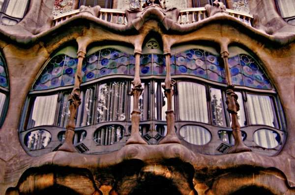 Shangrala's Casa Batllo - House Of Bones
