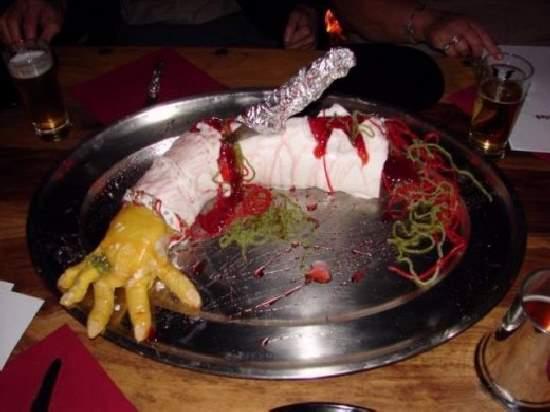 Shangrala's Halloween Cakes