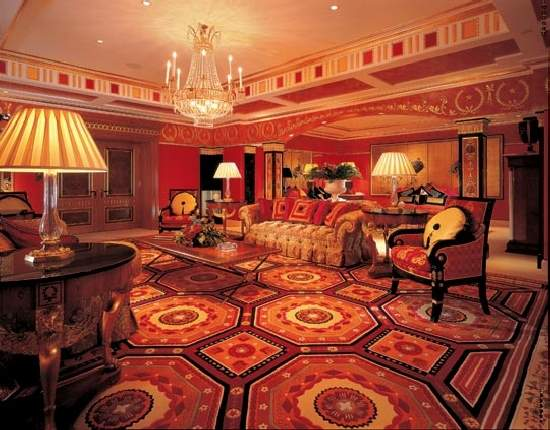 Shangrala's Expensive Hotel Rooms
