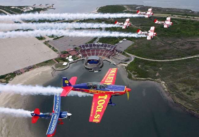 Shangrala's Liberty Air Show
