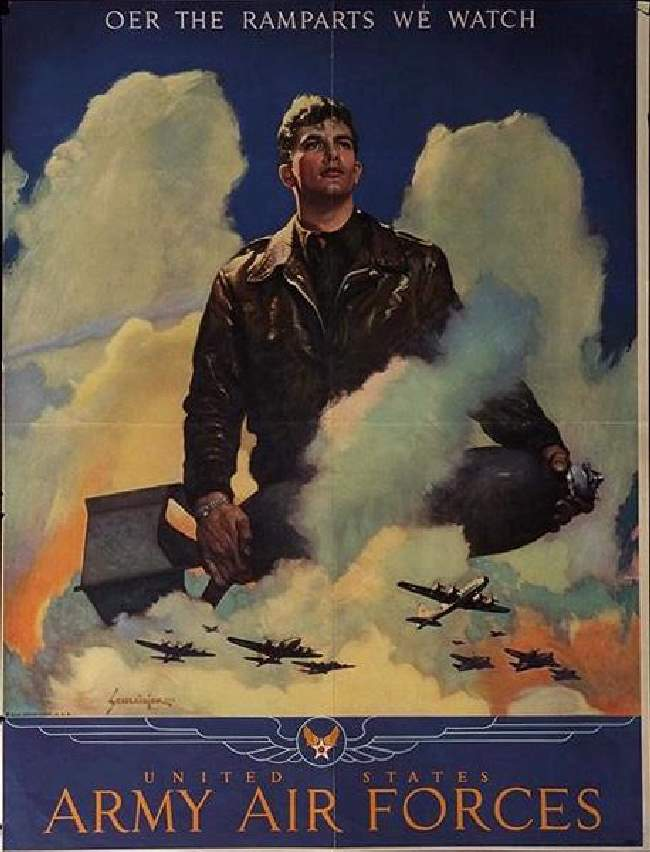 Shangrala's Military WWII Posters
