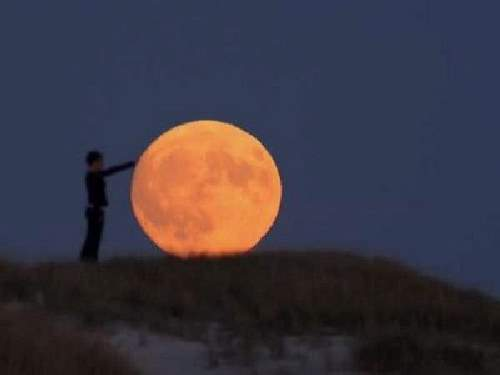 Shangrala's Moon Photography Art