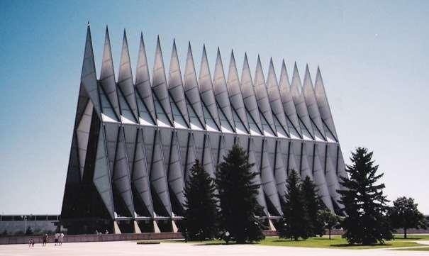 Shangrala's Strange Buildings