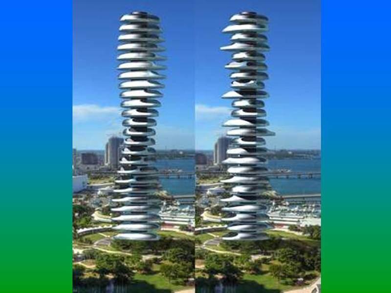 Shangrala's Amazing Rotating Skyscraper