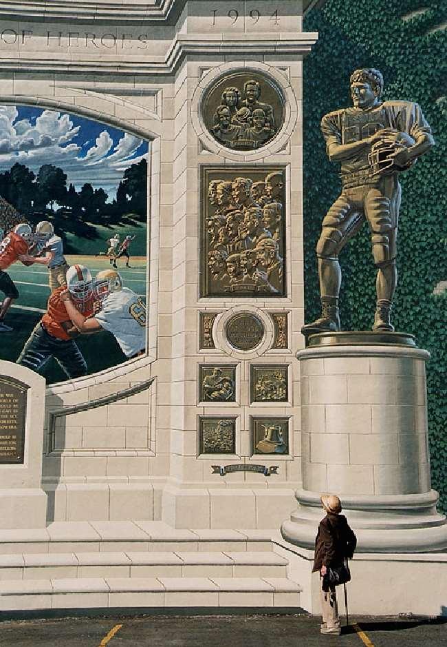 Shangrala's Wall Mural Art 2