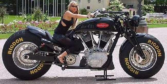 Shangrala's Awesome Bikes