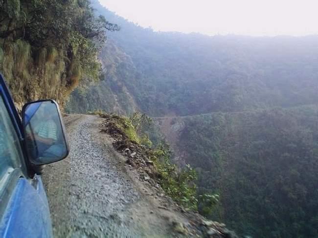 Shangrala's Bolivia's Road Of Death