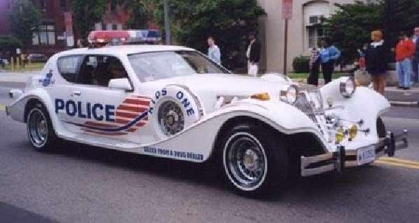 Shangrala's Amazing Cop Cars 2
