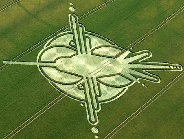 Shangrala's Crop Circles 2009