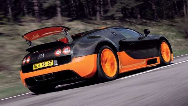 Shangrala's World's Fastest Cars