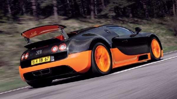 Shangrala's World's Fastest Cars