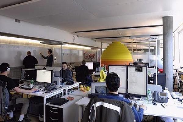 Shangrala's Inside Google