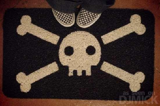 Shangrala's Doormat Humor!