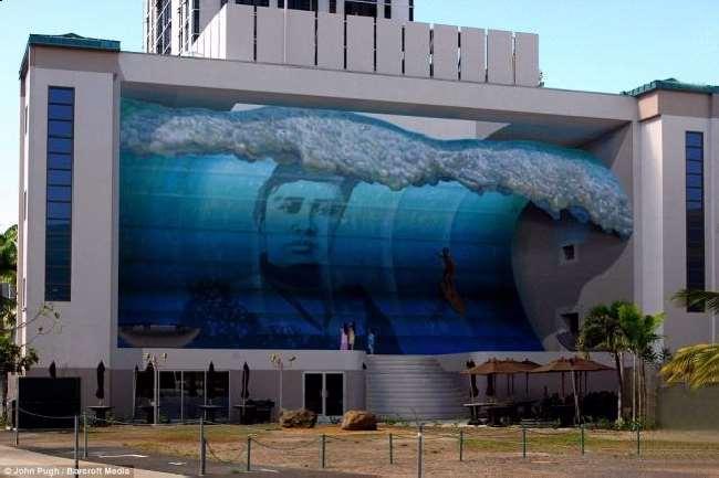 Shangrala's Wall Mural Art 3