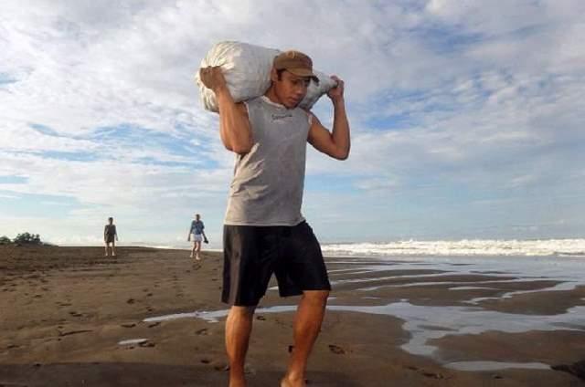 Shangrala's Ostional Sea Turtles
