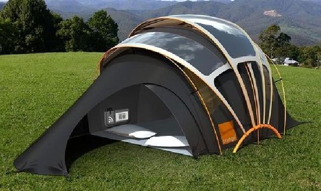 Shangrala's Extreme Camping