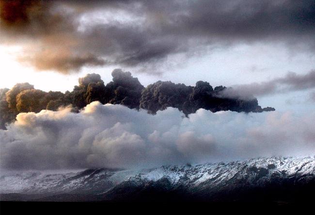 Shangrala's Iceland's Volcano