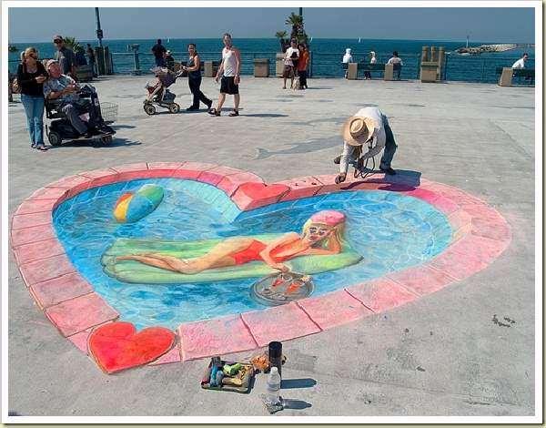 Shangrala's Chalk Art 5