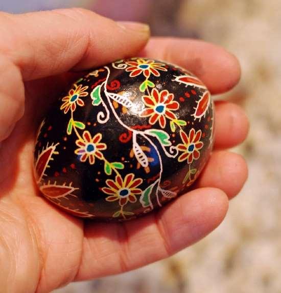 Shangrala's Pysanky Easter Eggs