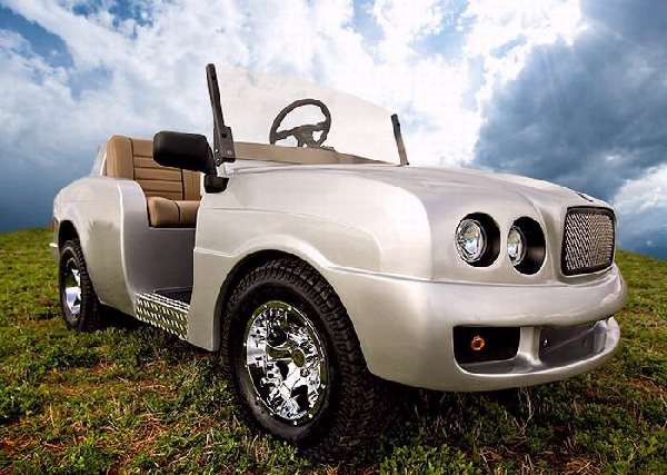 Shangrala's Luxury Golf Carts