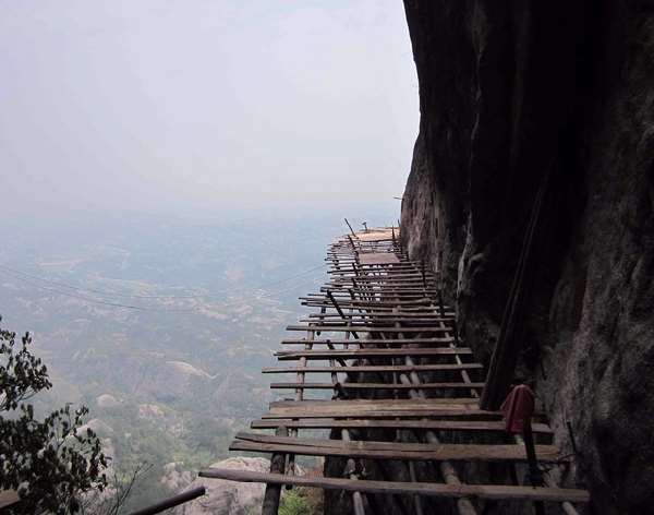 Shifou Mountain Footpath