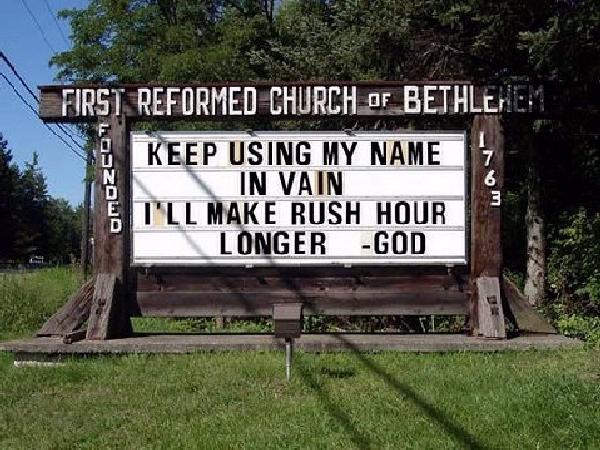 Shangrala's Humor In Religion 3