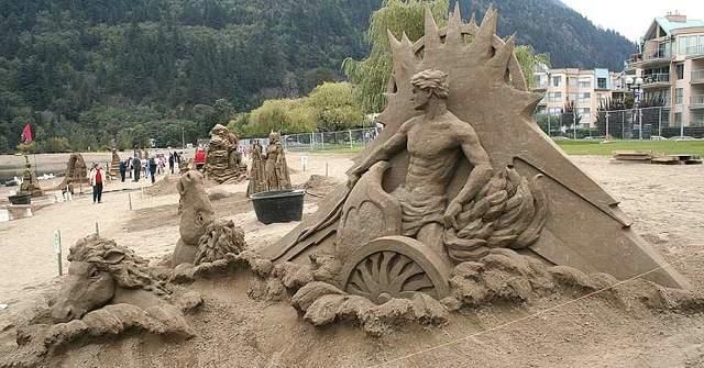 Shangrala's Sand Art 3