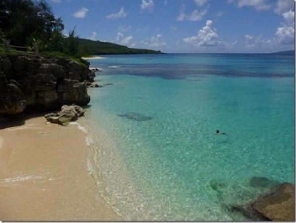 Shangrala's Tinian Island