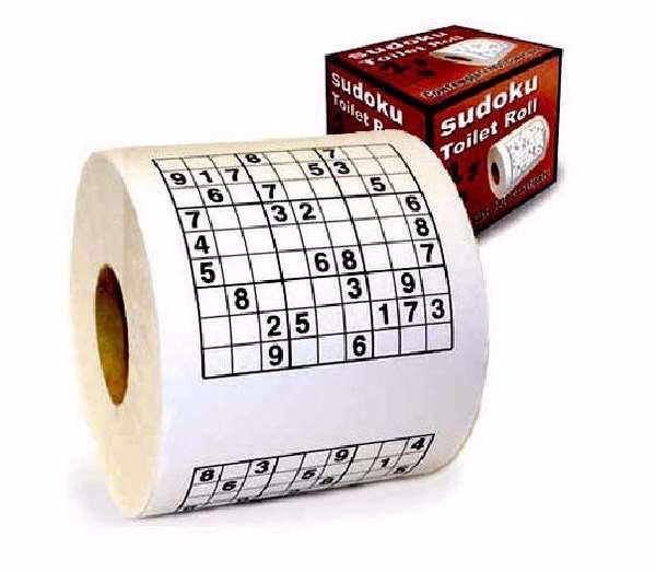 Shangrala's Designer Toilet Paper