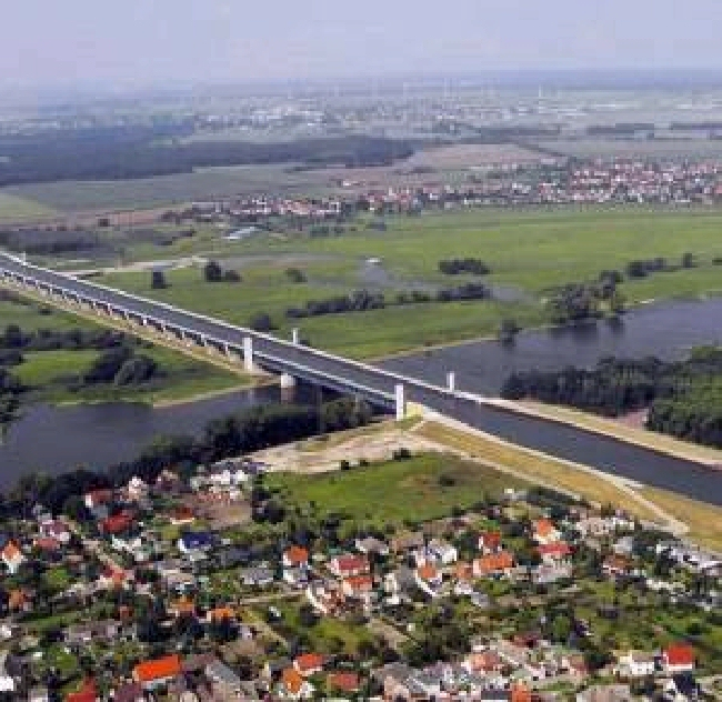 Shangrala's Germany's Water Bridge