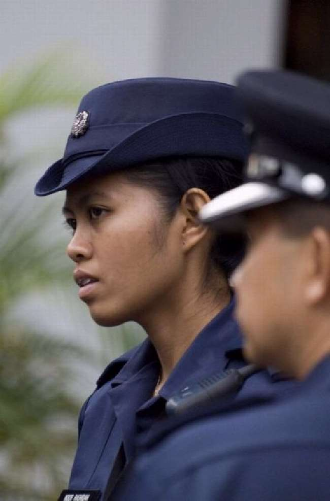 Woman Cops Around The World