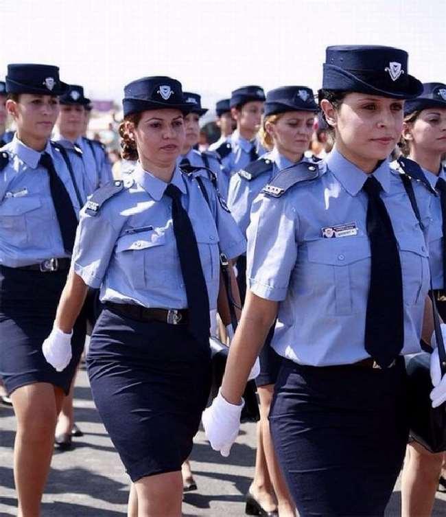 Woman Cops Around The World 2