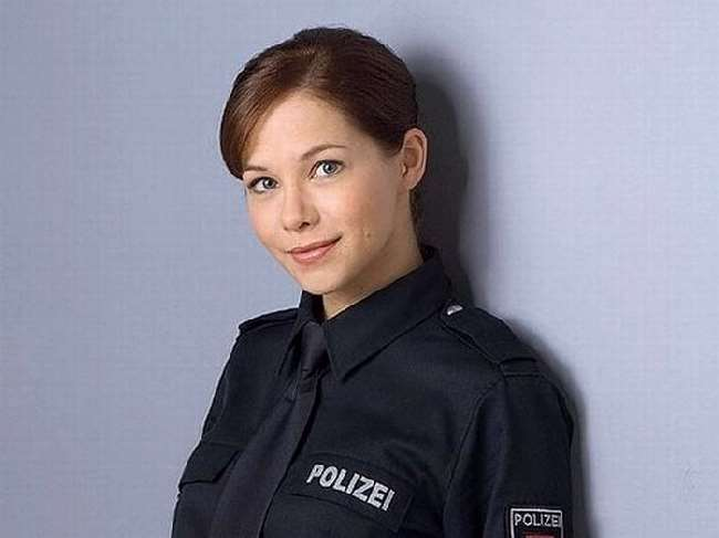 Woman Cops Around The World