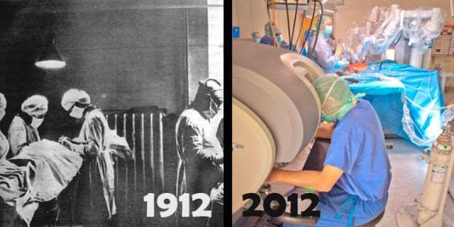Shangrala's 100 Years Ago