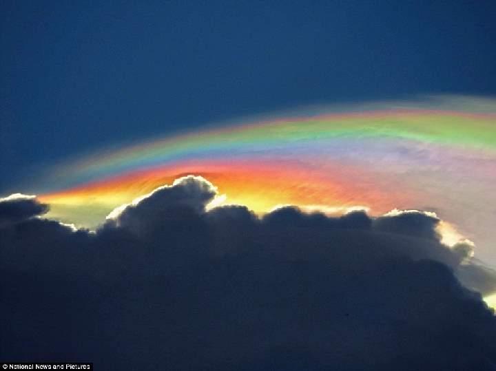 Shangrala's Fire Rainbow Cloud