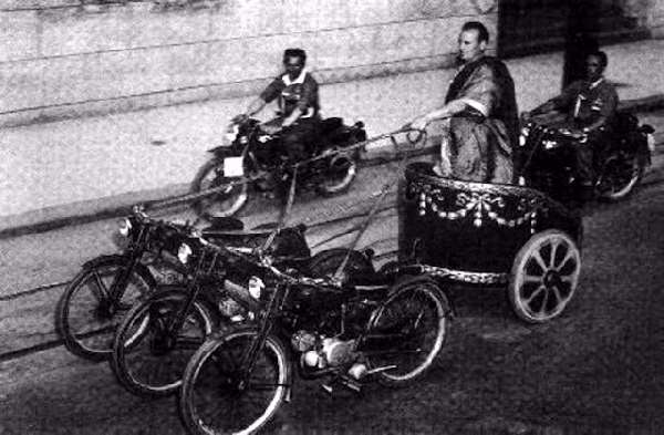 Shangrala's Bikes From The Past
