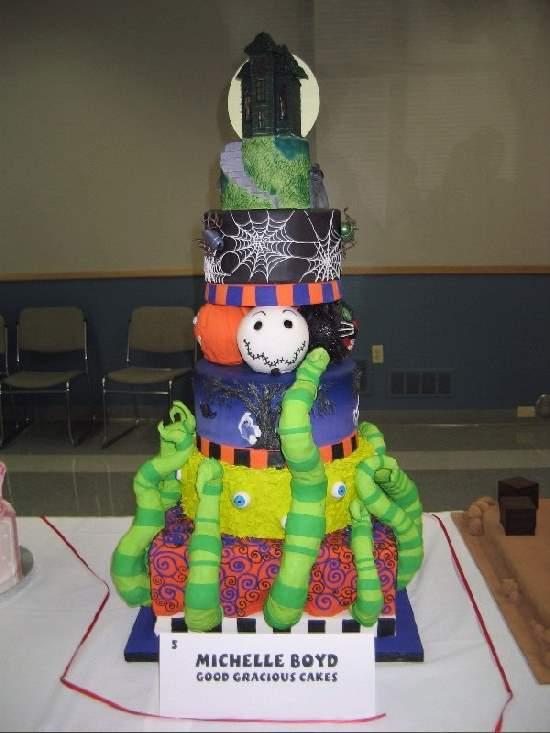 Shangrala's halloween cakes 2