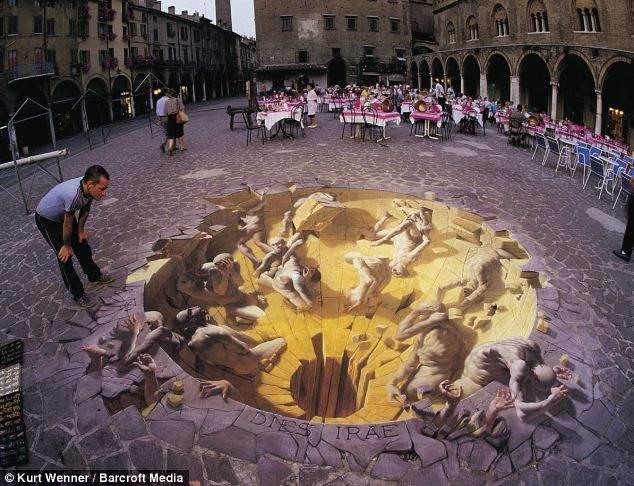 Shangrala's Chalk Art 6